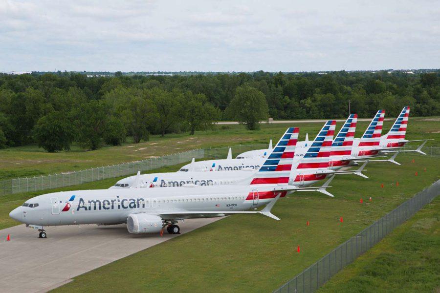 A la espera de que el B-737 MAX vuelva a ser certificado, American ya ha anunciado vuelos entre Miami y Nueva York con este modelo desde el 29 de diciembre.q