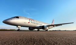 El EMbraer E-Jet número 1000 será operado por Republic Airlines para American Eagle.