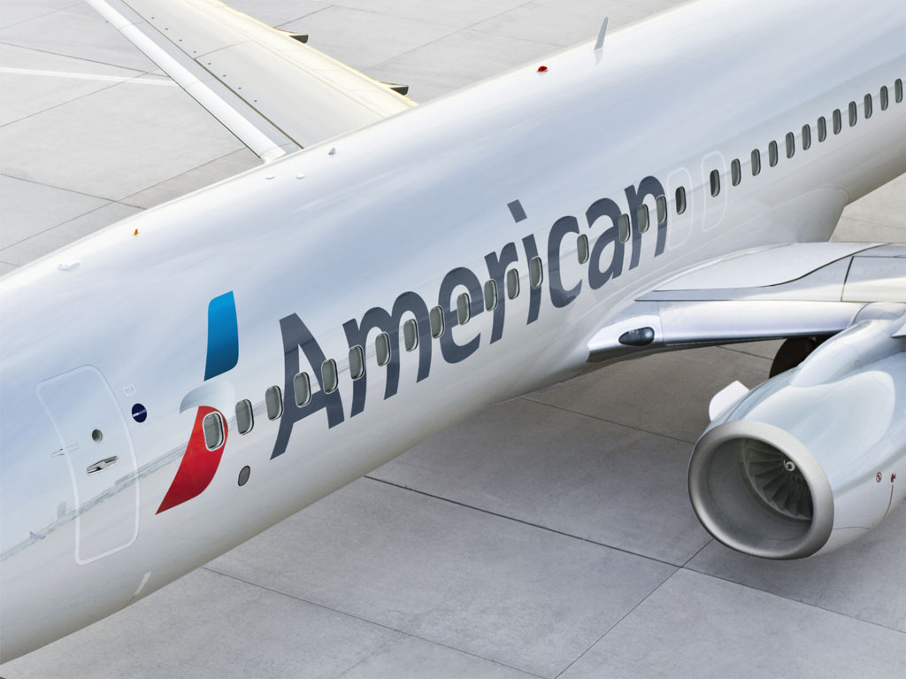 Boeing 737 de American Airlines