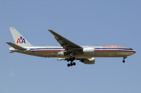 Boeing 777 de American Airlines