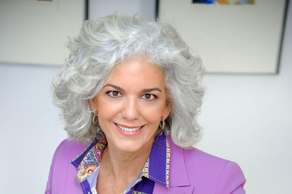 Amparo Moraleda, consejera de Airbus en representación del Gobierno español.