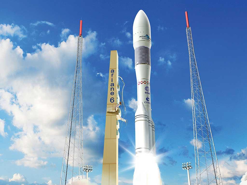 La gran apuesta de Arianespace para la próxima década es el lanzador Ariane 6
