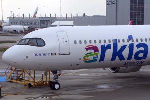 Airbus tenía previsto que Primera Air fuese el primer usuario del A321LR, pero su quiebra colocó a Arkia en su lugar.