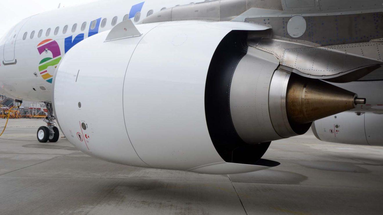 Arkia ha seleccionado los motores CFM LEAP 1A para sus Airbus A321LR.