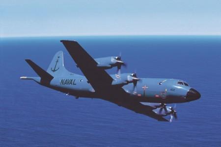 El Escuadrón VP-1 de la Armada de Chile opera dos P.3A.