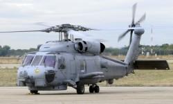 Los dos nuevos SH-60 se usarán para misiones de transporte y no de lucha antisubmarina.