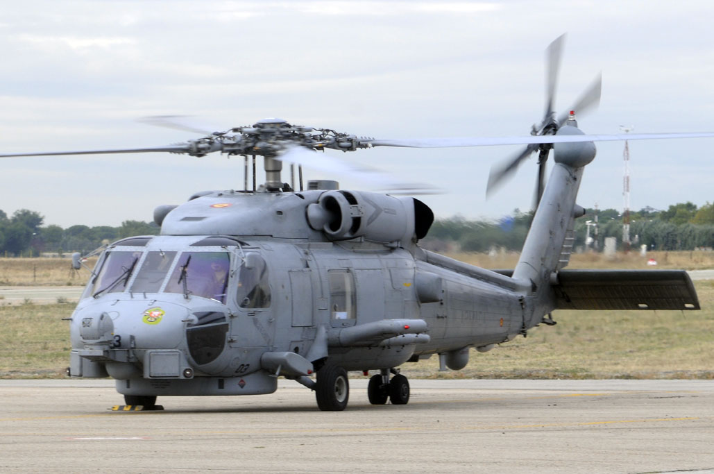 Sikorsky SH-60 de la Armada
