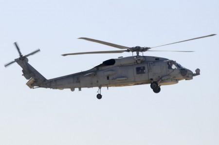 Sikorsky SH-60B de la Armada Española