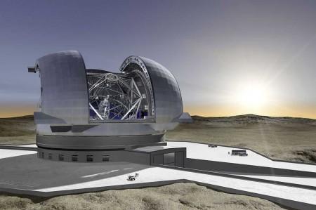 Cesa construirá los soportes del espejo primario del E-ELT