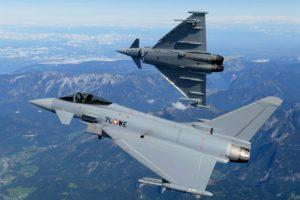 No hubo corrupción en la venta de aviones Eurofighter a Austria, pero si falta de supervisión interna según la fiscalía alemana.