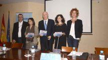 Entrega de los premios de Aviación Digital en su edición de 2015.