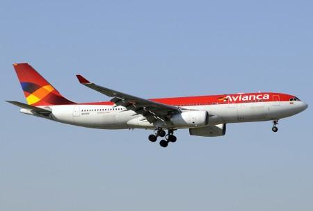 Airbus A330 de Avianca