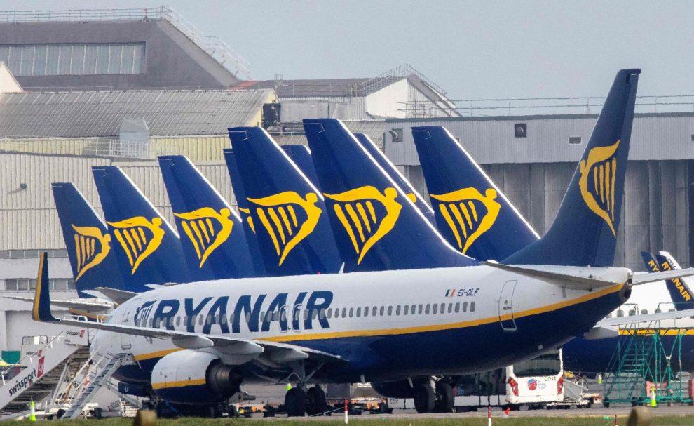 Ryanair suspenderá parte de sus vuelos en septiembre y octubre.