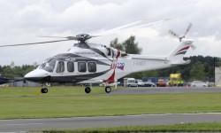 El AW139 pertenece a la nueva generación de helicópteros del fabricante anglo-italiano