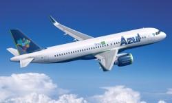 Azul opera actualmente una flota de 137 aviones en rutas dentro de Brasil y a Estados Unidos.
