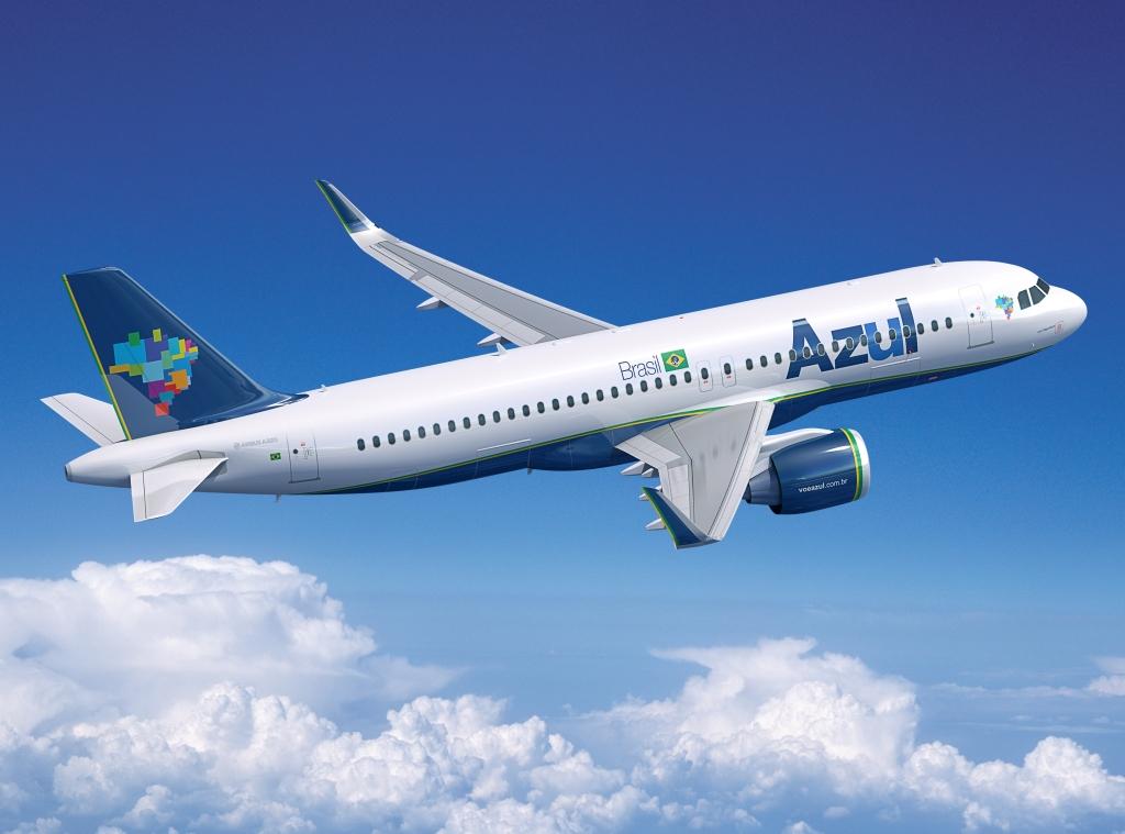 Airbus A320neo de Azul