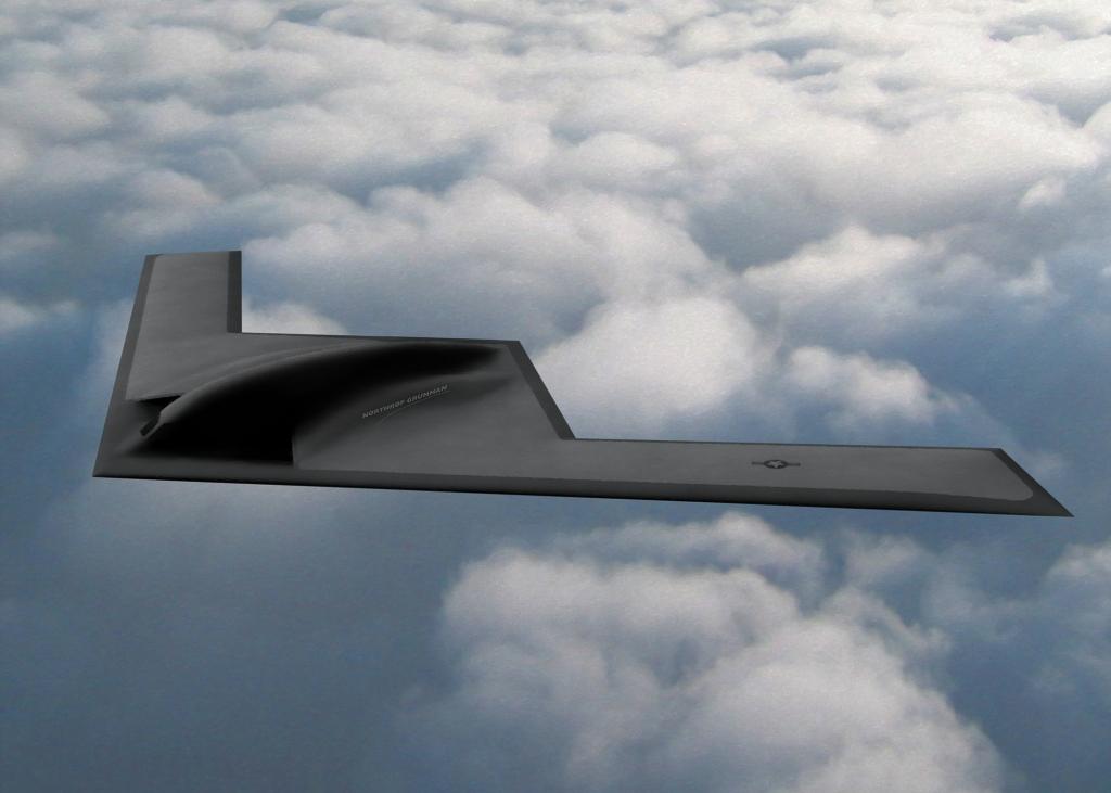 El B-21 Raider será construido por Northrop Grumman.