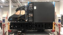 El primer simulador de BAA Training Spain listo para comenzar su instalación.