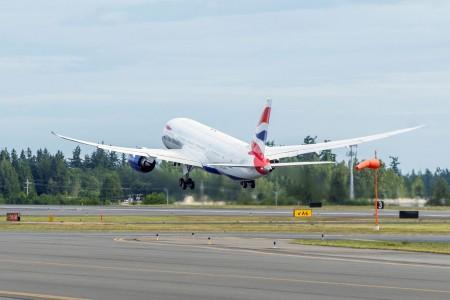 Boeing 787 de British Airways