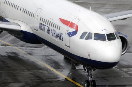 Airbus A321 de British Airways