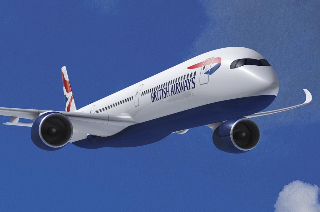 Airbus A350-1000 de British Airways