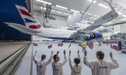 Los A380 de British Airways contarán con 469 plazas: 14 en primera clase, 97 en ejecutiva, 55 de turista superior y 303 de turista.