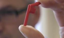 La pieza fabricada por tecnología 3D y certificada por EASA tiene un coste un 60 por ciento inferior a la pieza original.