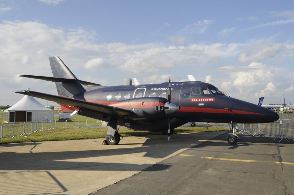 BAe Jetstream 31