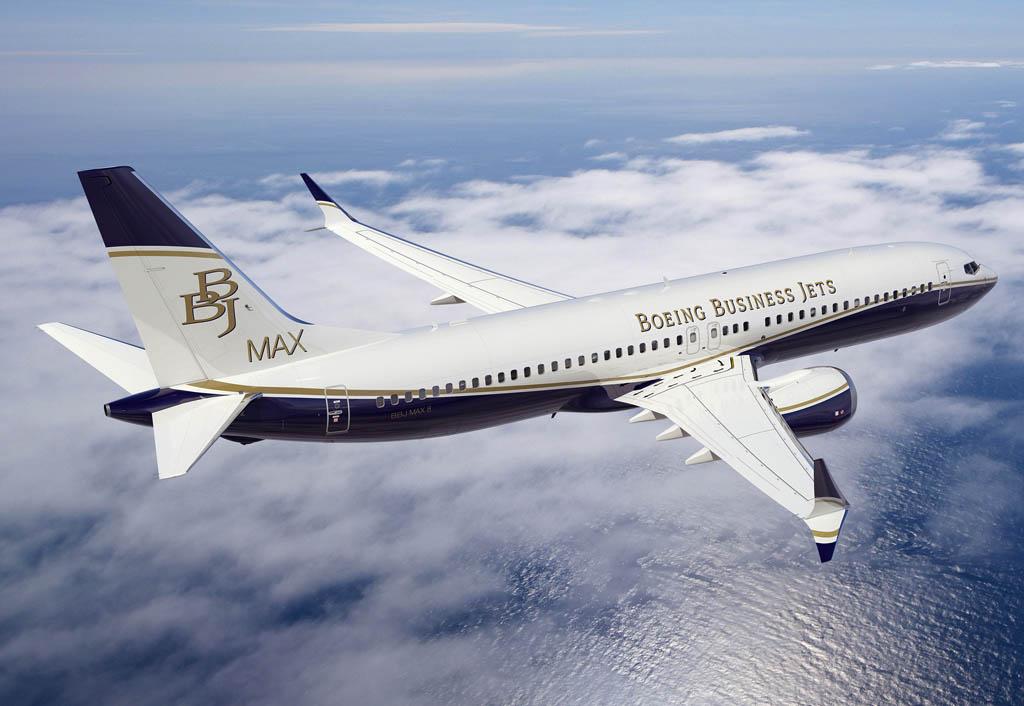 737- MAX8 BBJ Artwork