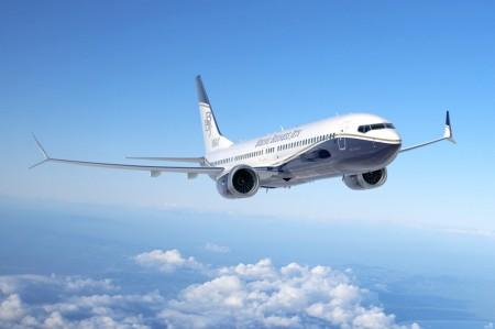 Boeing ha vendido ya cinco B-737 MAX en versión corporativa, uno de ellos de la versión mAX 9.