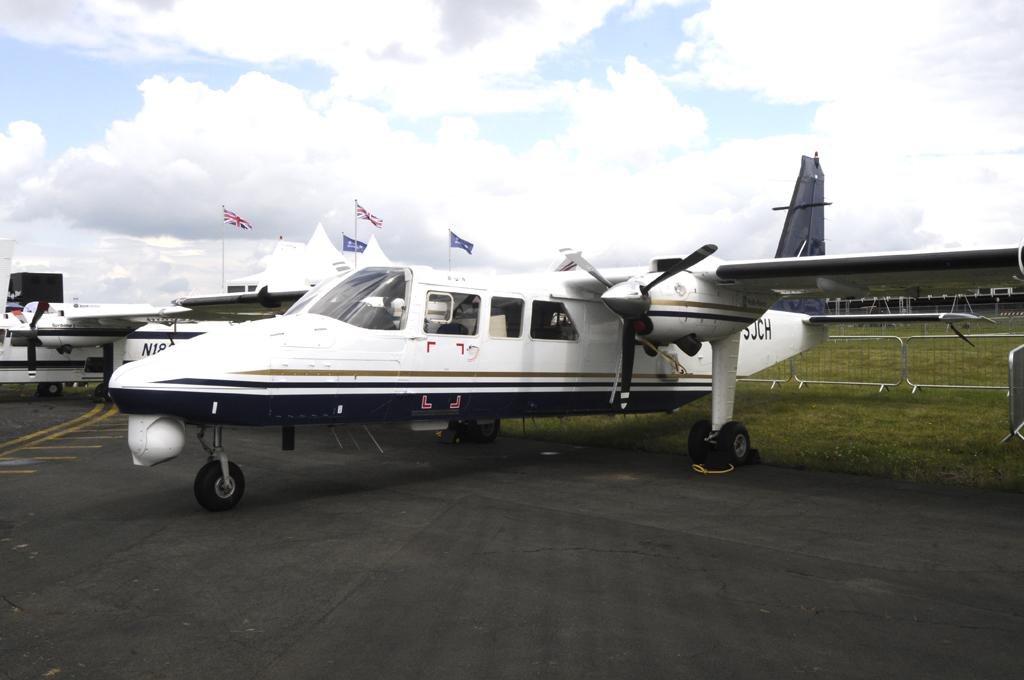 Britten Norman BN2 Islander