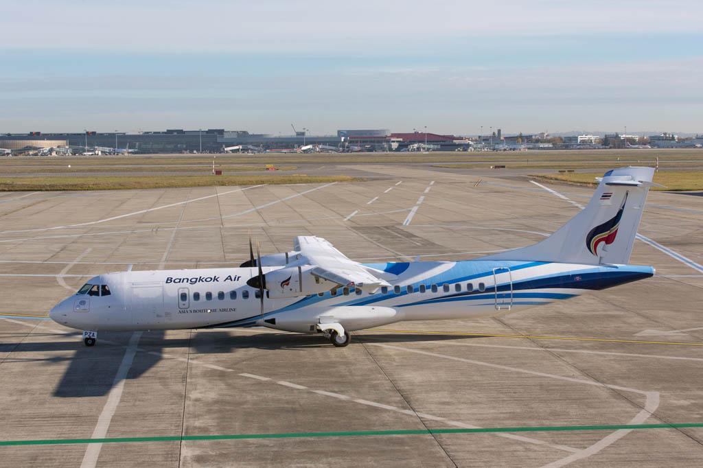 ATR 72-600 de Bangkok Airways