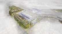 El plan inmobiliario del aeropuerto incluye diversas actuaciones en el perímetro del mismo en tierras que fueron expropiadas en su día.