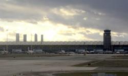 Madrid Barajas frenó su caída en enero de 2014