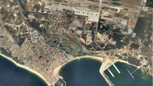 La base aeronaval de Rota,a demás de ser la mayor de la Armada Española, acoge también a buques estadounidenses y es, junto a la de Morón de la Frontera, punto de escala de aeronaves militares de ese país en sus vuelos hacia y desde oriente medio.