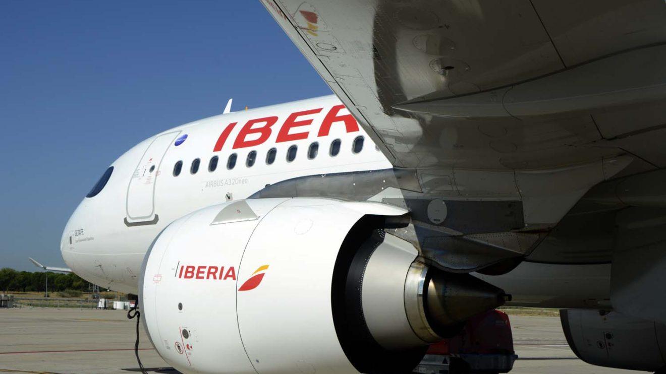 Los motores CFM LEAP 1A del A320neo consumen un 15 por ciento menos que los CFM56 que equipan a los otros A320 de Iberia,
