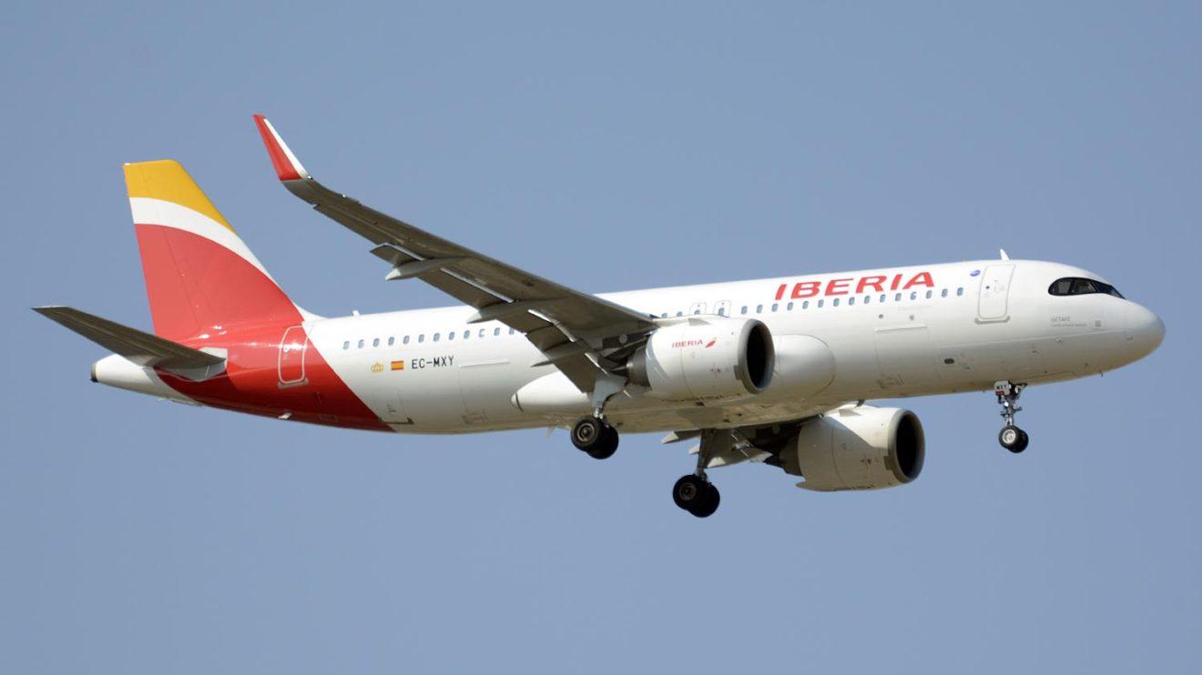 A320neo de Iberia