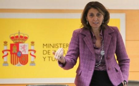 Beqoña Cristeto reconoce que hay problemas para  crear una agencia española del espacio ya que todos los ministerios implicados quieren que dependa de ellos.