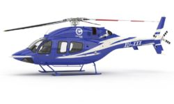 Bell 429 Chip Mong Group