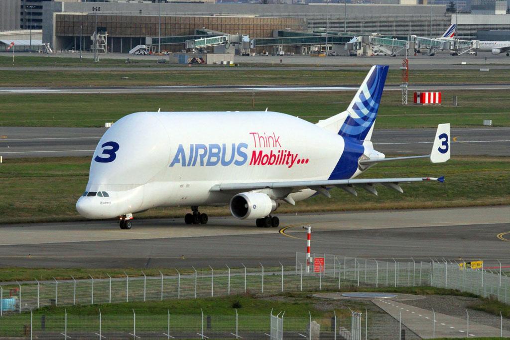 Airbus A300-608ST Beluga