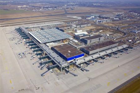 Nuevo aeropuerto de Berlín Brandemburgo