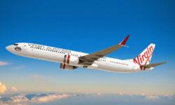Boeing 737-10 Virgin Australia