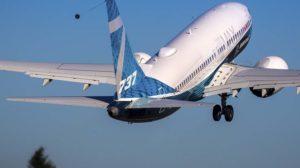 Las pruebas de las modificaciones de software del B-737 MAX se han realizado sobre un avión de la serie 7 del modelo.