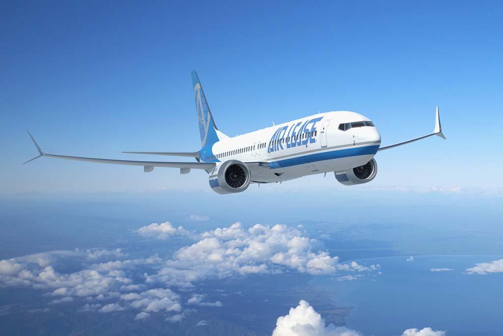 Air Lease Corporation amplía hasta los 118 los Boeing 737 MAX que tiene pedidos.