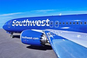 Southwest, en su nuevo pedido de 255 Boeing 737 MAX ha priorizado al MAX 7 sobre el MAX 8.
