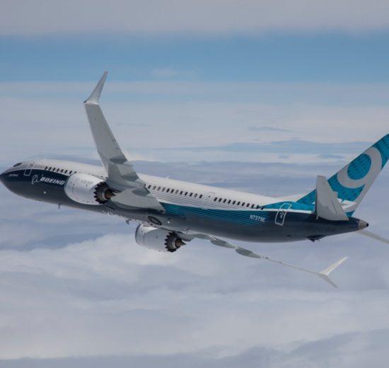 El Boeing 737 MAX 9 es la segunda de las cuatro variantes de la última generación del B-737 en ser certificada.q