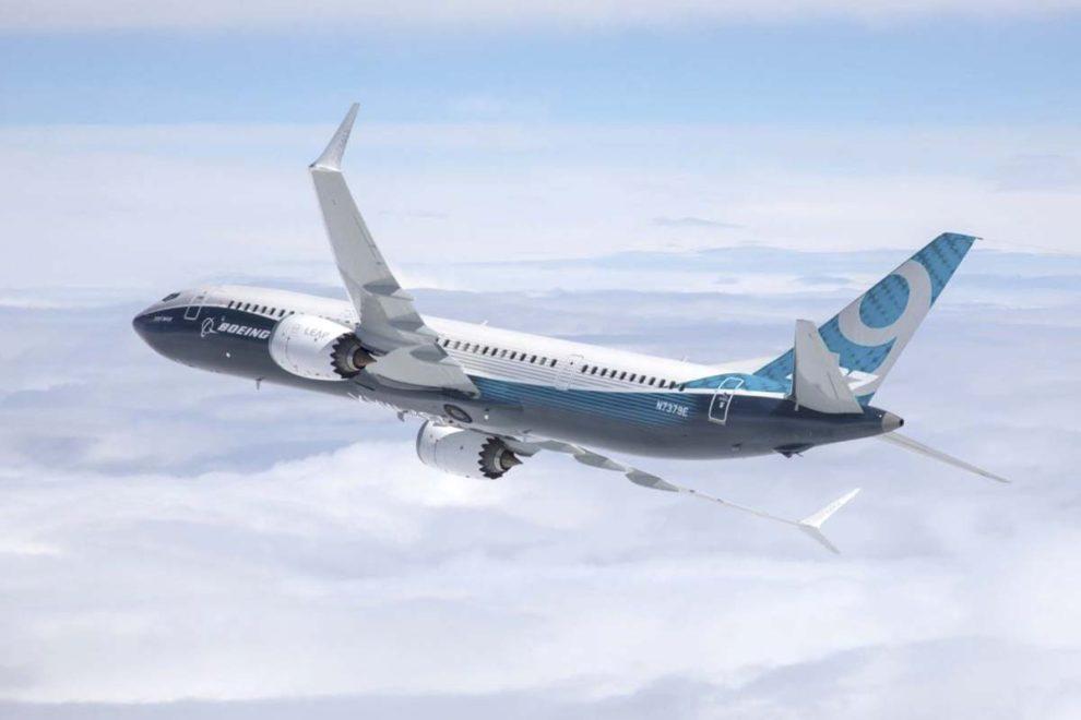 Boeing logra 36 pedidos para el B-737 MAX en febrero.