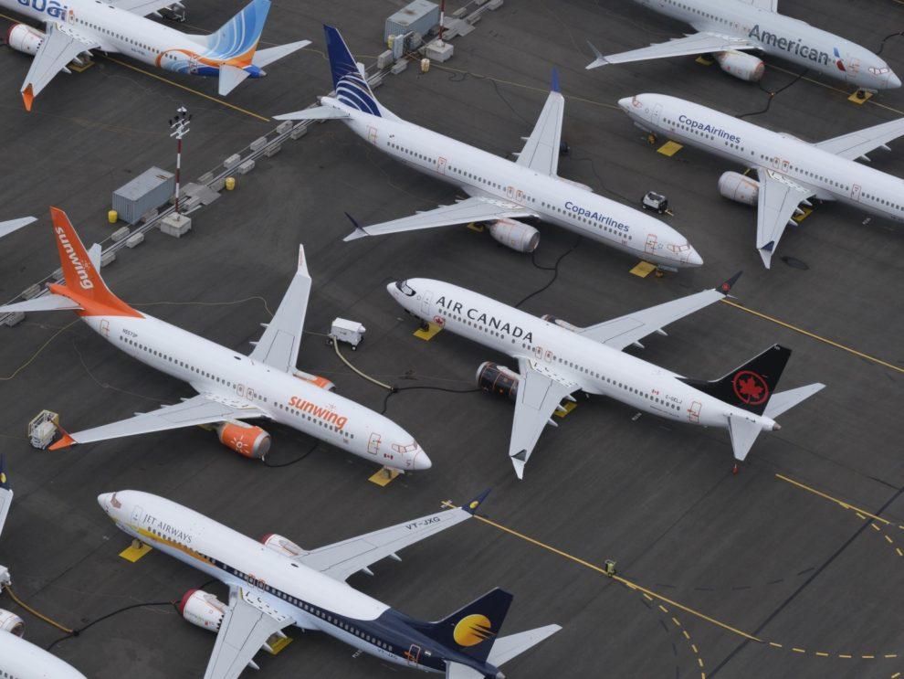 Bpeing confía en reiniciar las entregas del B-737 MAX en el último trimestre de 2019.