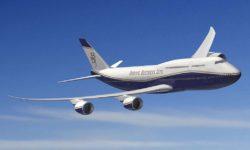 Boeing 747-8 BBJ