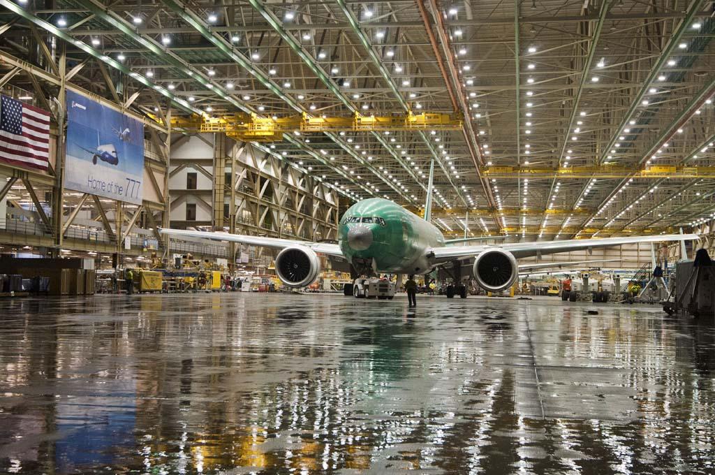 Boeing anuncia un nuevo recorte en la producción del B-777